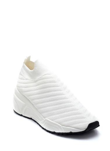 Derimod Kadın Ayakkabı (602880) Spor Beyaz